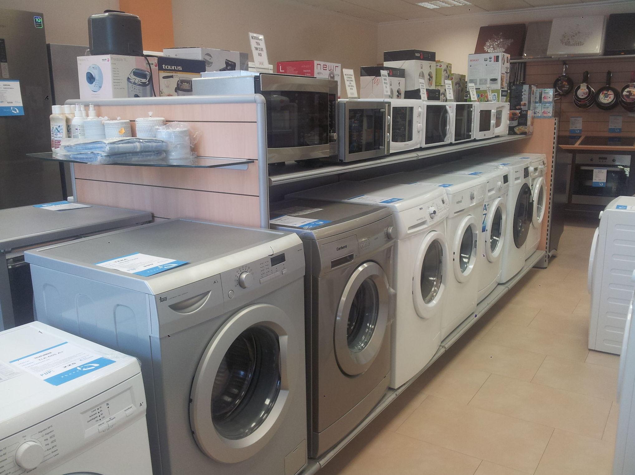 reparación de electrodomésticos Rojales