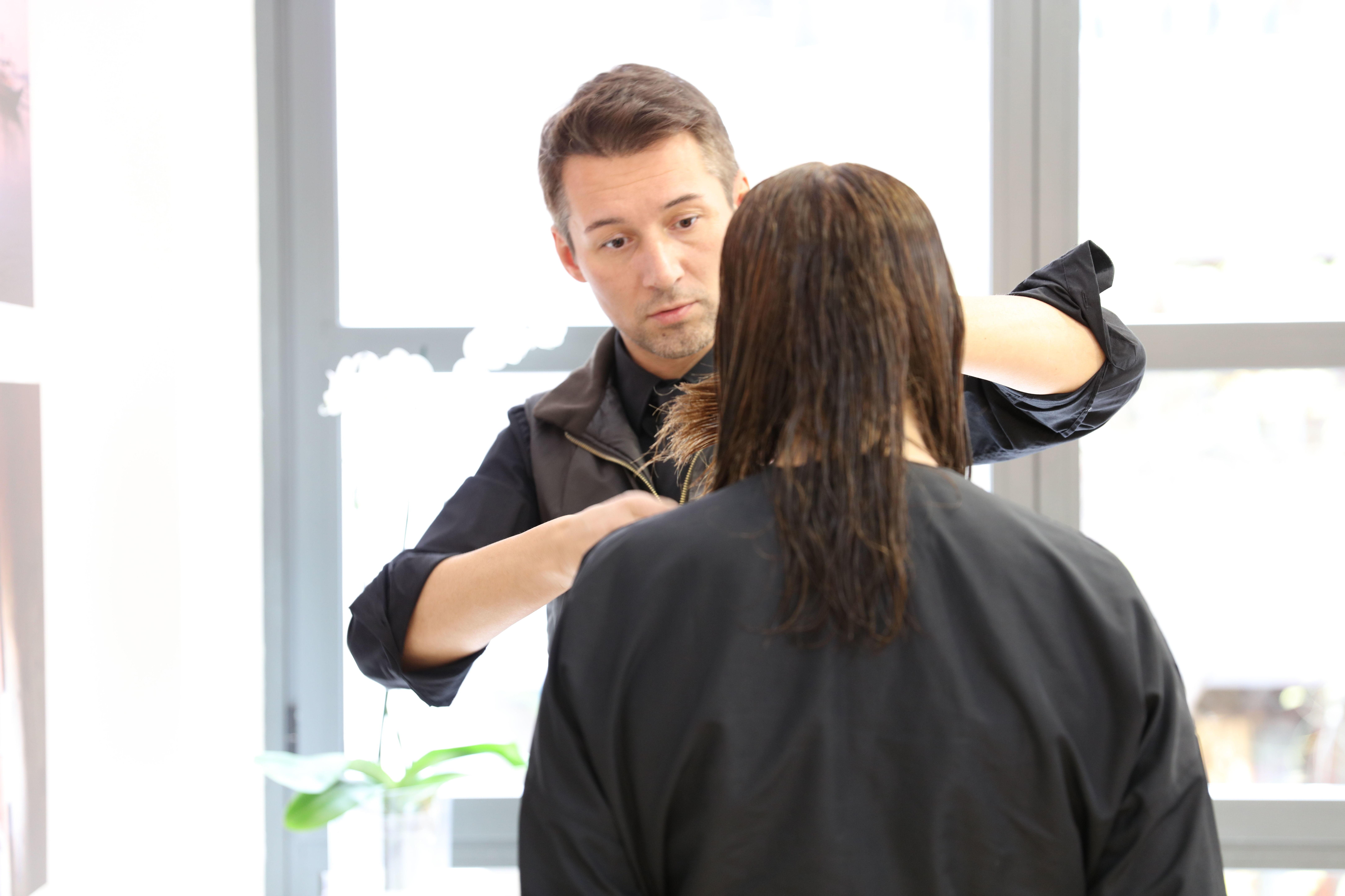 Alta peluquería francesa en el Barrio de Salamanca