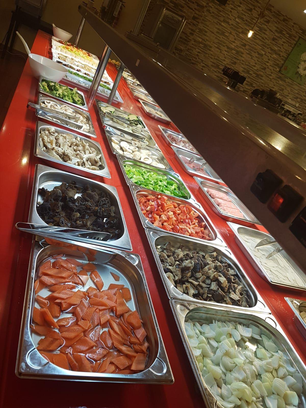 Restaurante asiático con menús diarios y fines de semana en Guadalajara
