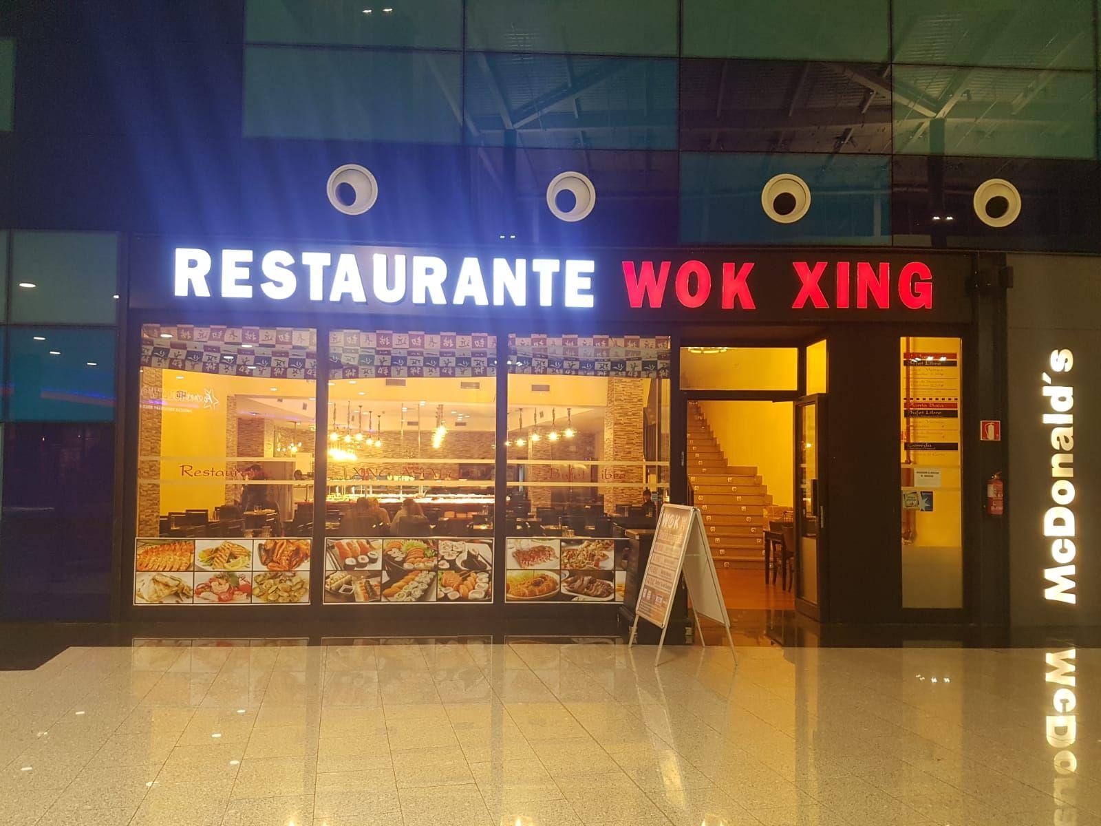 Restaurante asiático con menú de día en Guadalajara