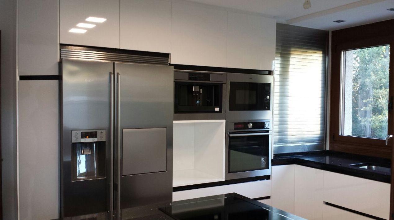 Cocina completa en vivienda particular