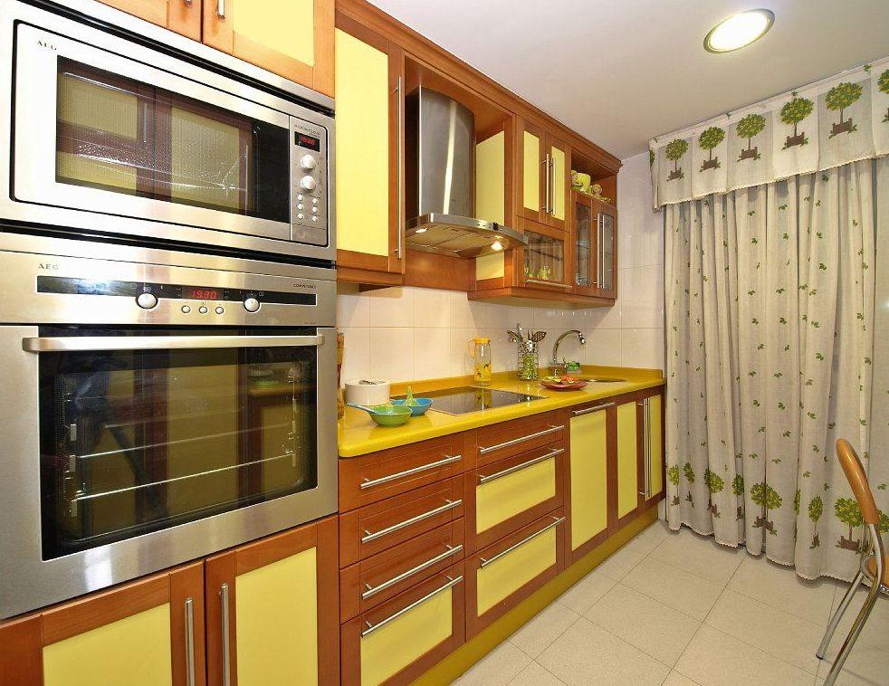 Modelo Palma cocina
