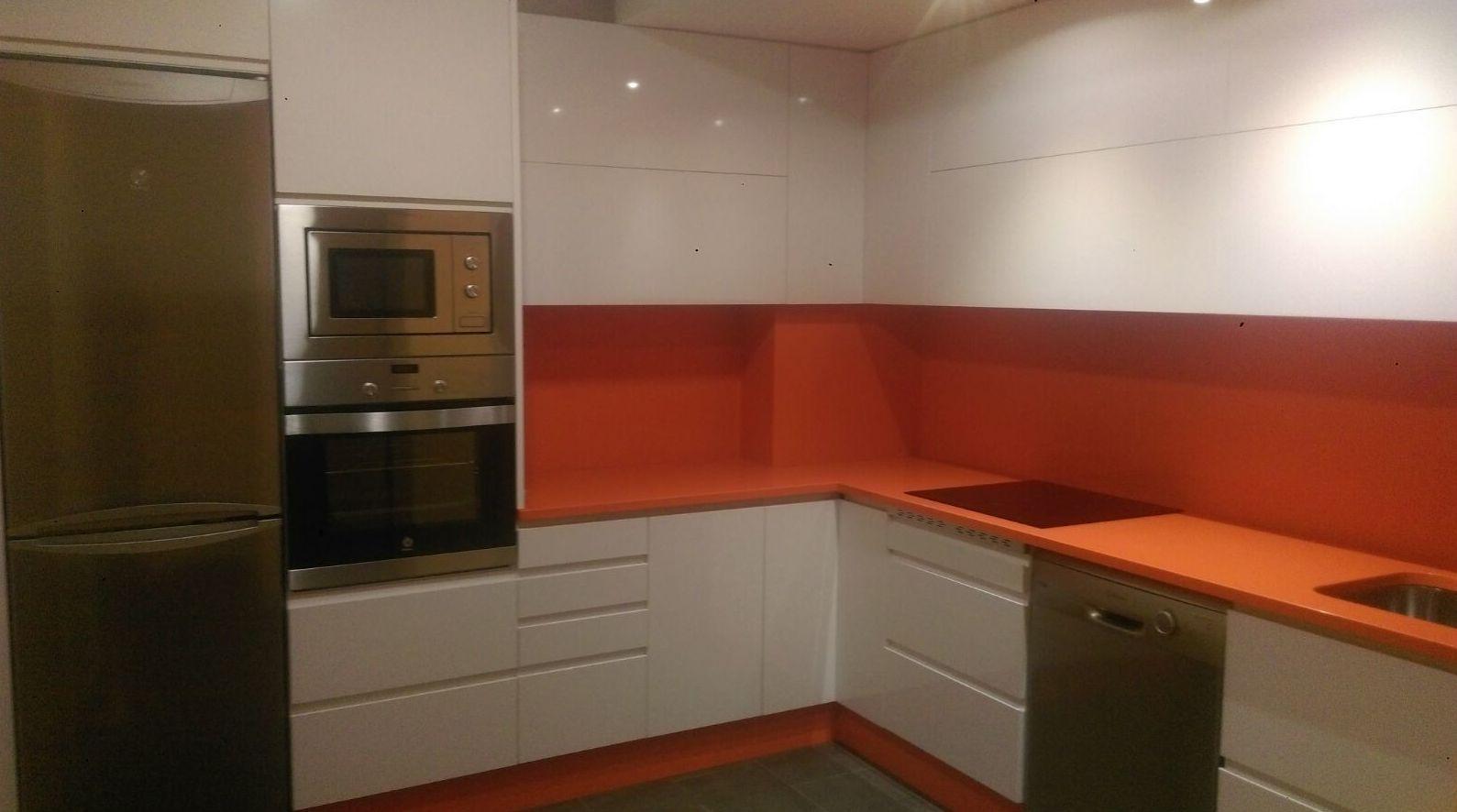 Foto 8 de Muebles de cocina y baño en Pontevedra | Salgonzalez