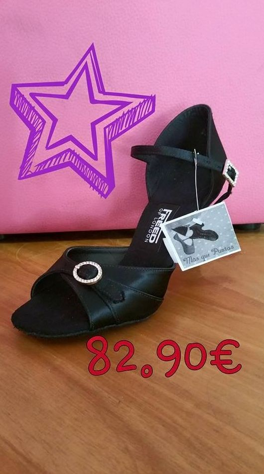 Zapatos de baile Freed