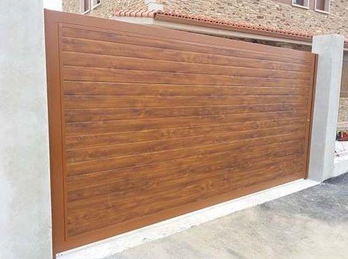 Foto 2 de Carpintería de aluminio, metálica y PVC en Posada de Llanes | Cerrajería Pedrón