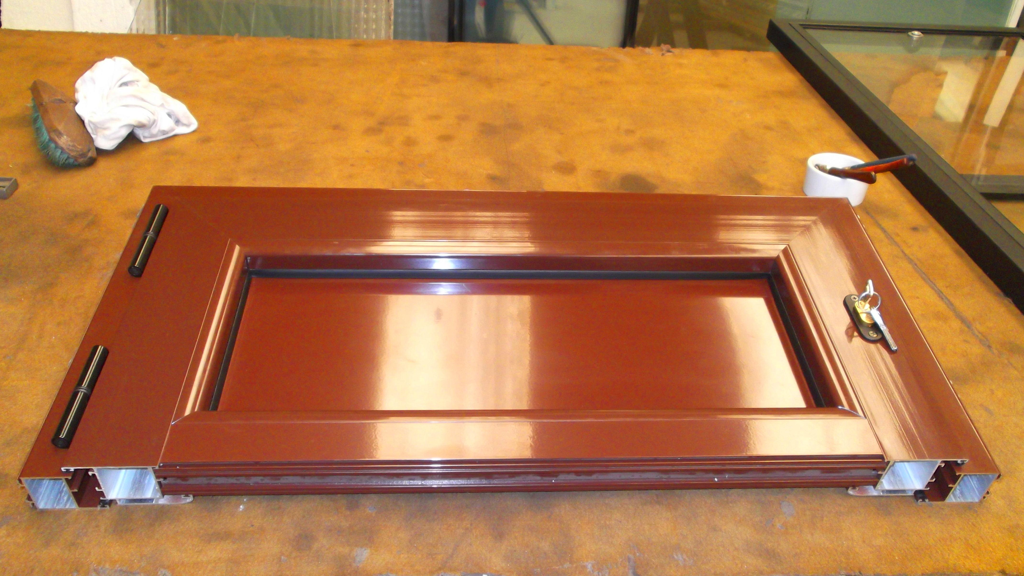 Foto 58 de Carpintería de aluminio, metálica y PVC en Posada de Llanes | Cerrajería Pedrón
