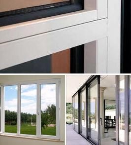Carpintería de aluminio, puertas, ventanas y cerramientos