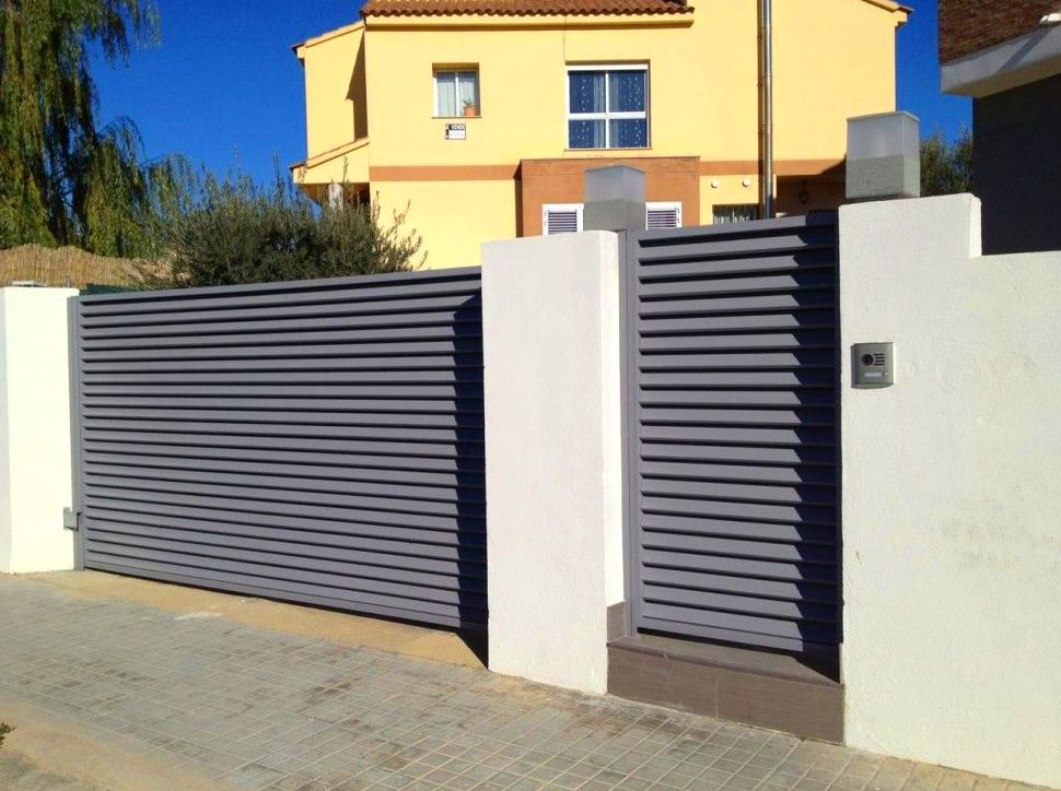 Foto 43 de Carpintería de aluminio, metálica y PVC en Posada de Llanes | Cerrajería Pedrón