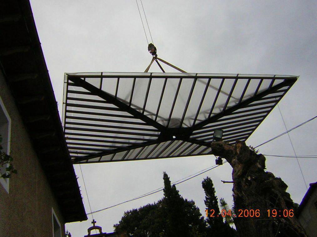 Foto 27 de Carpintería de aluminio, metálica y PVC en Posada de Llanes | Cerrajería Pedrón