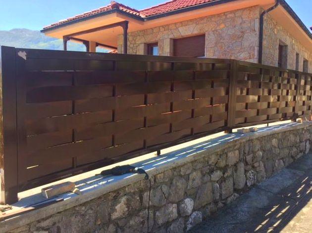 Foto 54 de Carpintería de aluminio, metálica y PVC en Posada de Llanes | Cerrajería Pedrón