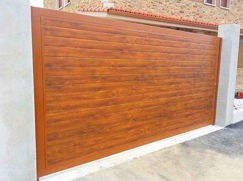 Foto 17 de Carpintería de aluminio, metálica y PVC en Posada de Llanes | Cerrajería Pedrón