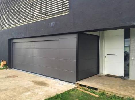Puerta de garaje  HORMANN