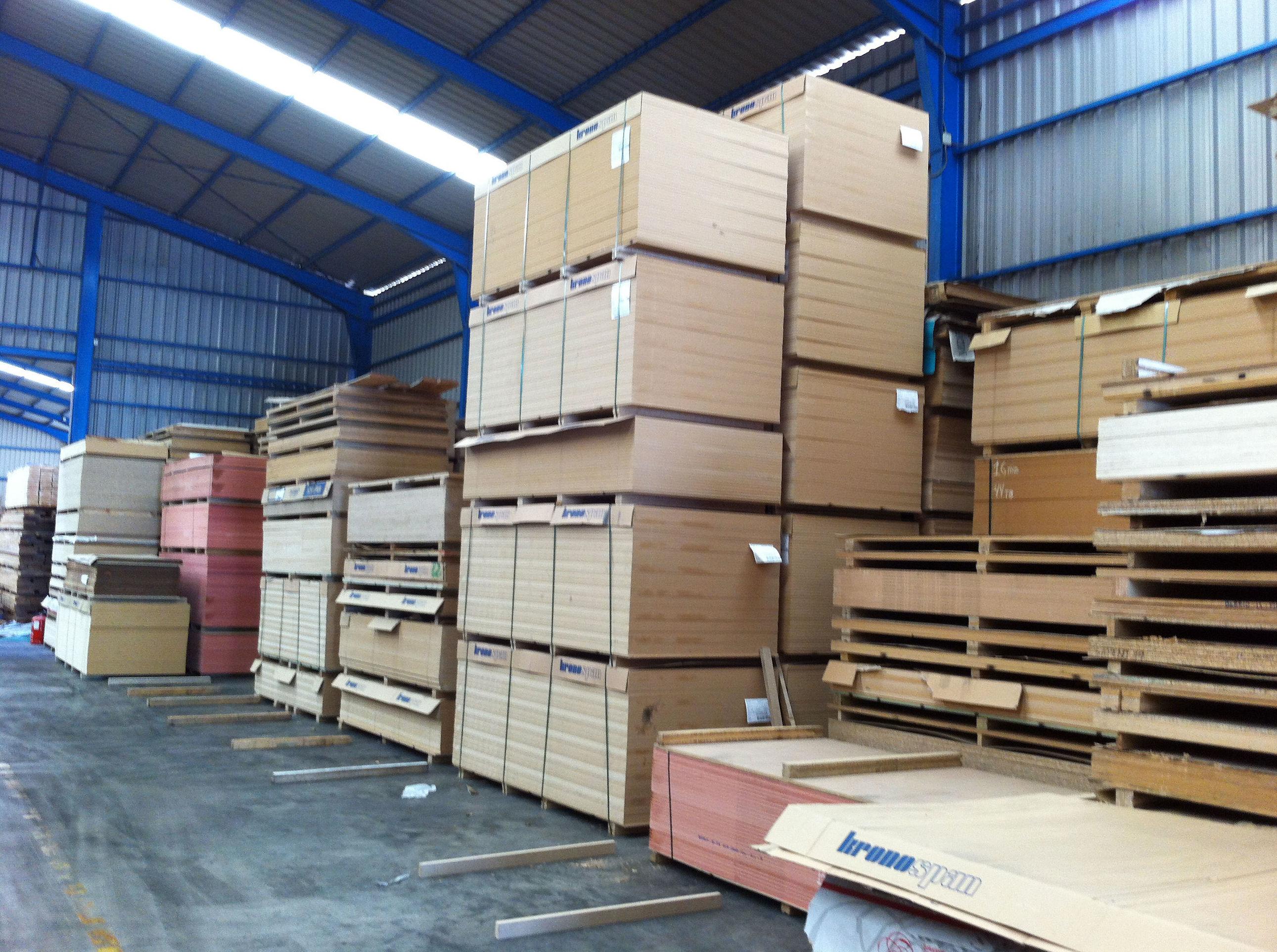 Venta y distribución de maderas y tableros  Toledo