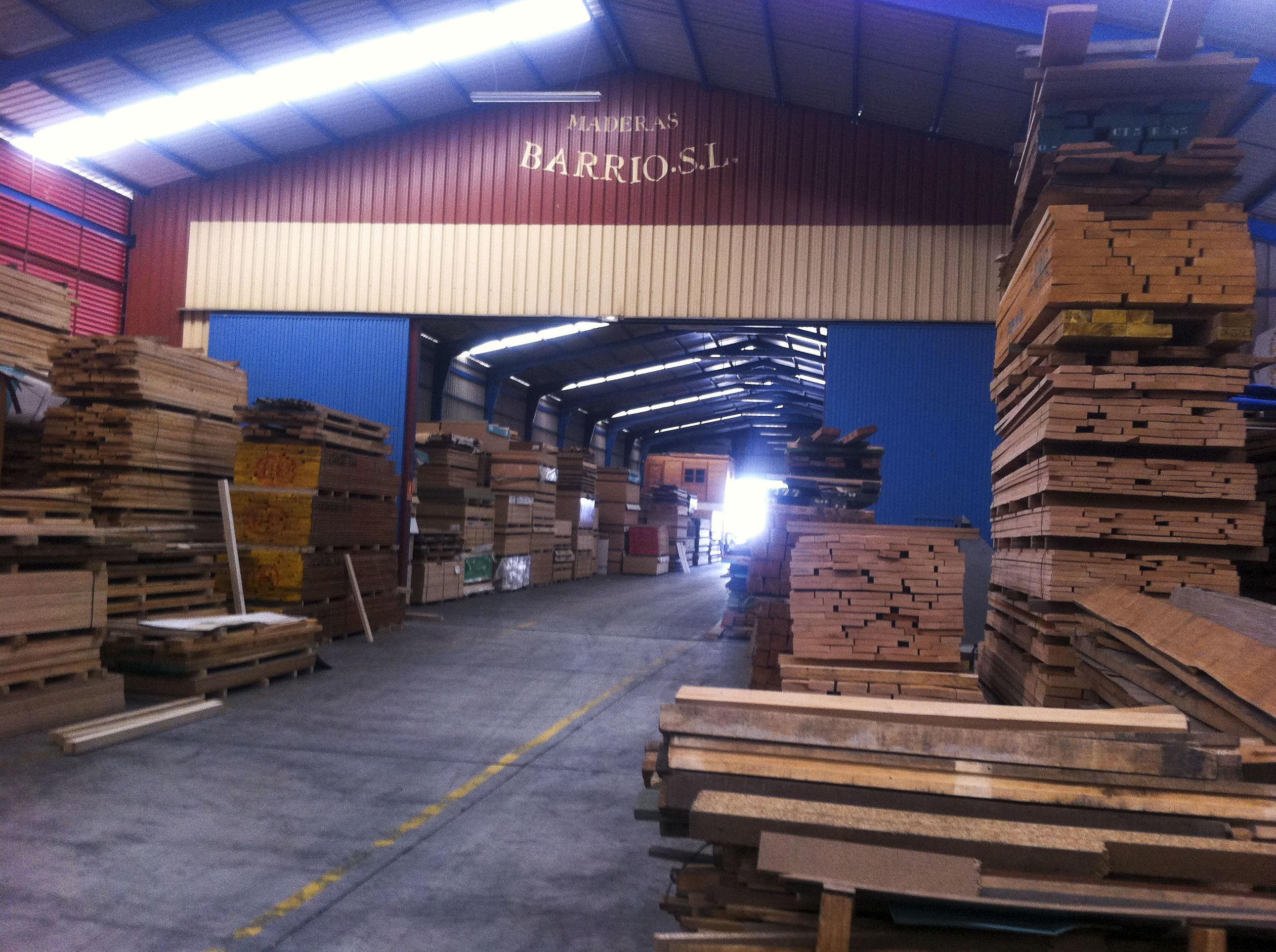 Nuestras instalaciones Toledo