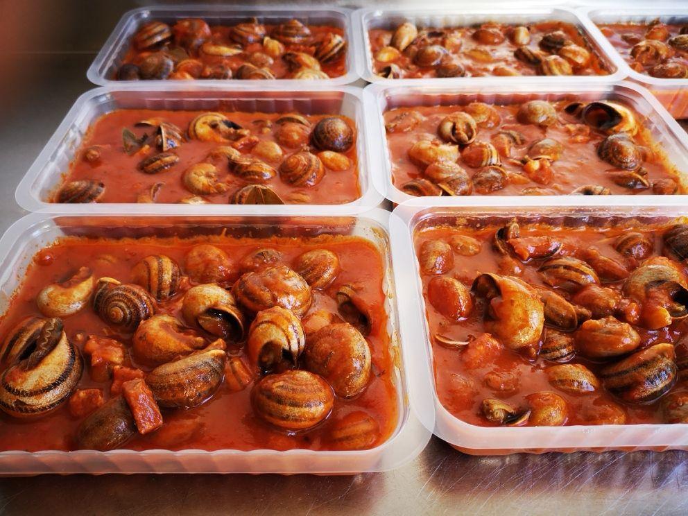 Comida casera en  Can Tries