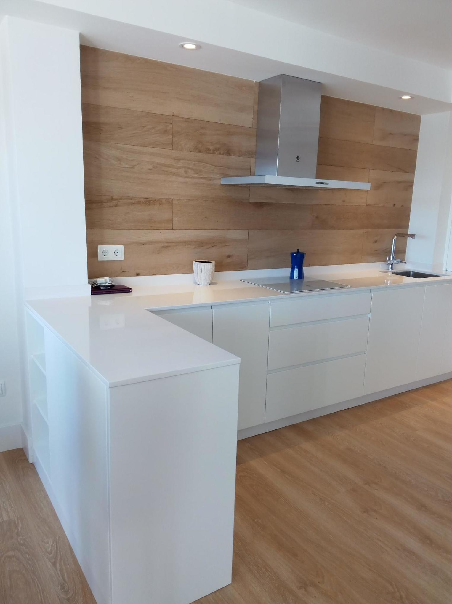 Sala comedor cocina en un solo ambiente - Muebles de segunda mano torrevieja ...