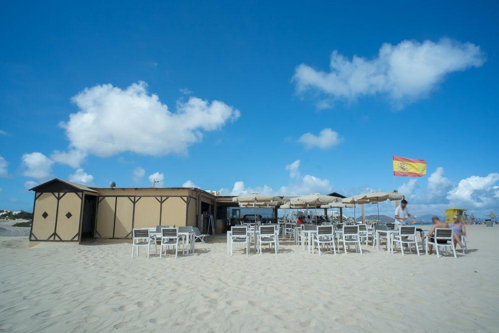 Vista exterior Restaurante La Tasca