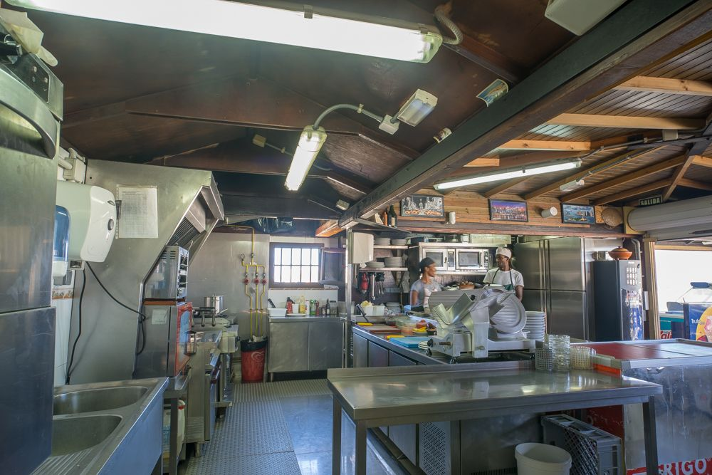Cocina Restaurante La Tasca