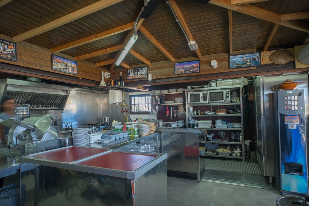 Interior Restaurante La Tasca