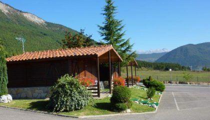 Camping de montaña en Huesca