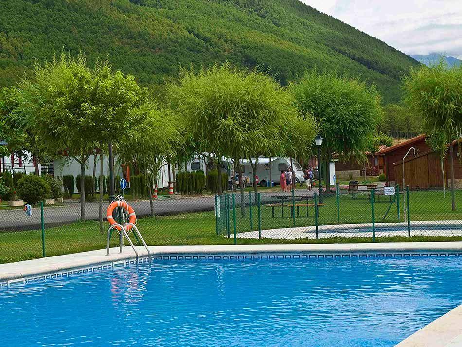 Foto 10 de Campings en Sabiñánigo   Camping Valle De Tena