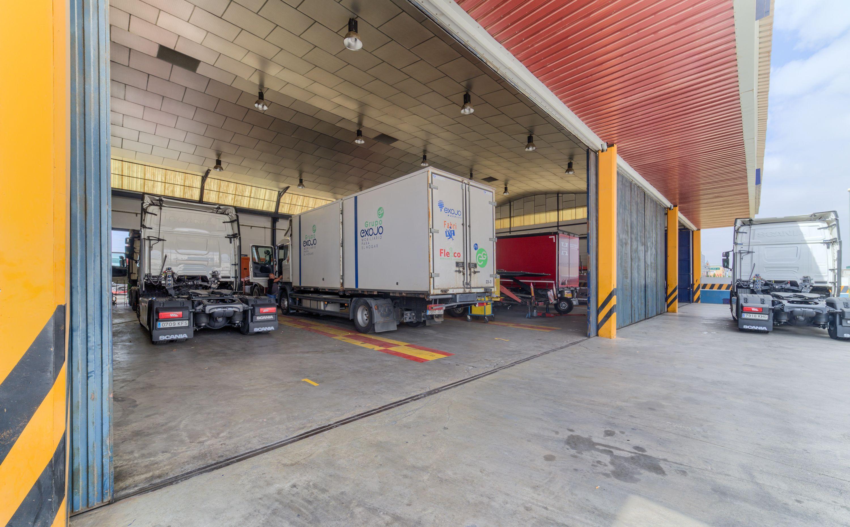 Tallerautorizado de Scania, Kässbohrerde carrocería