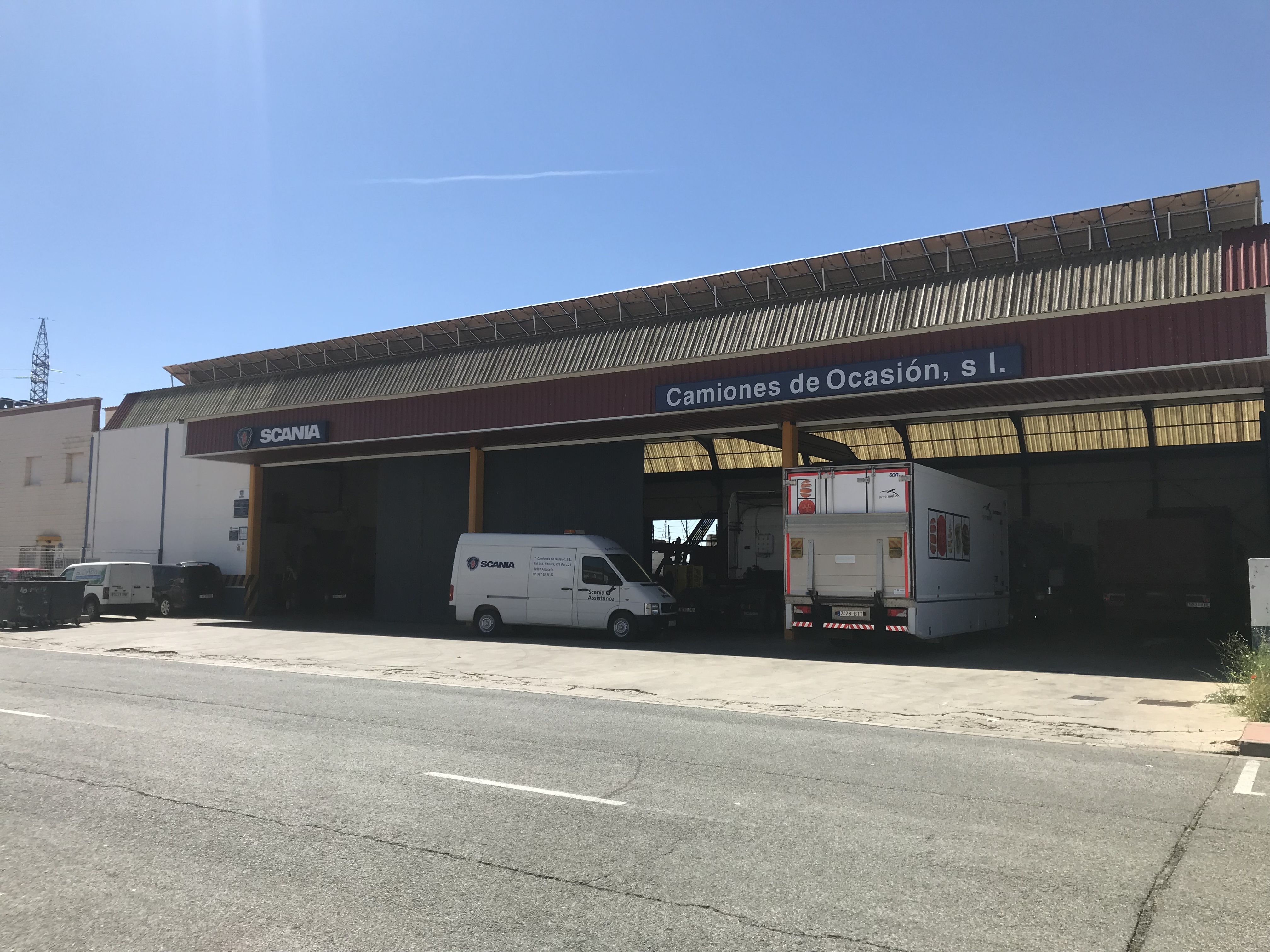 Foto 37 de Talleres de automóviles en Albacete | Talleres Camiones de Ocasión