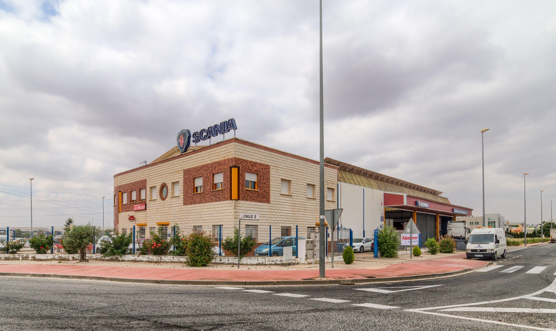 Camiones de ocasión en Albacete