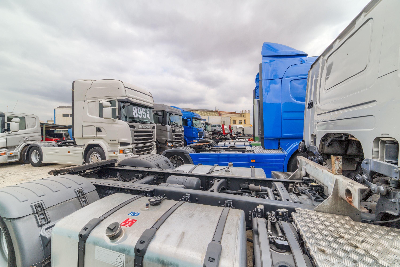 Reparación de vehículos industriales en Albacete