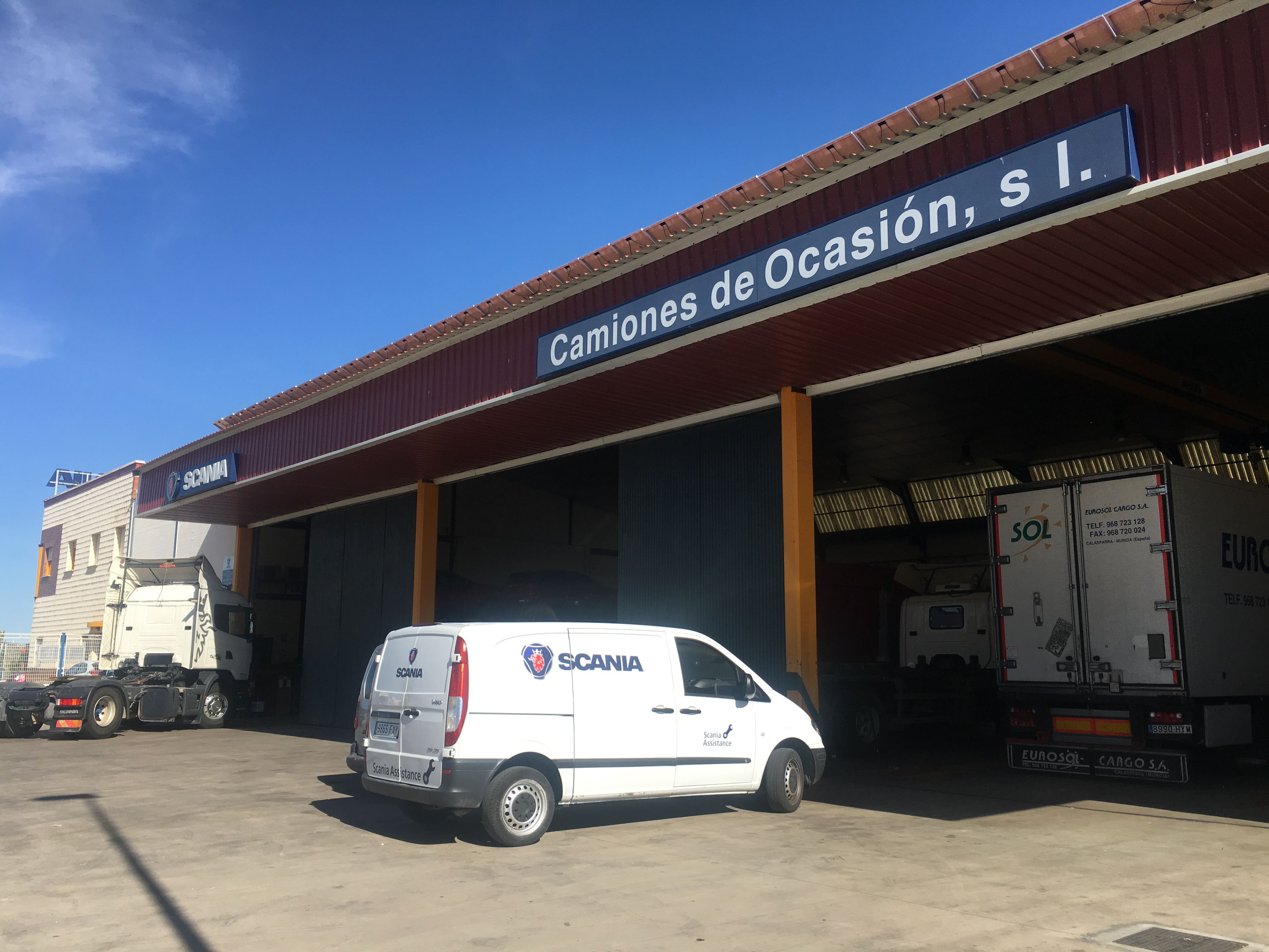 Foto 30 de Talleres de automóviles en Albacete | Talleres Camiones de Ocasión