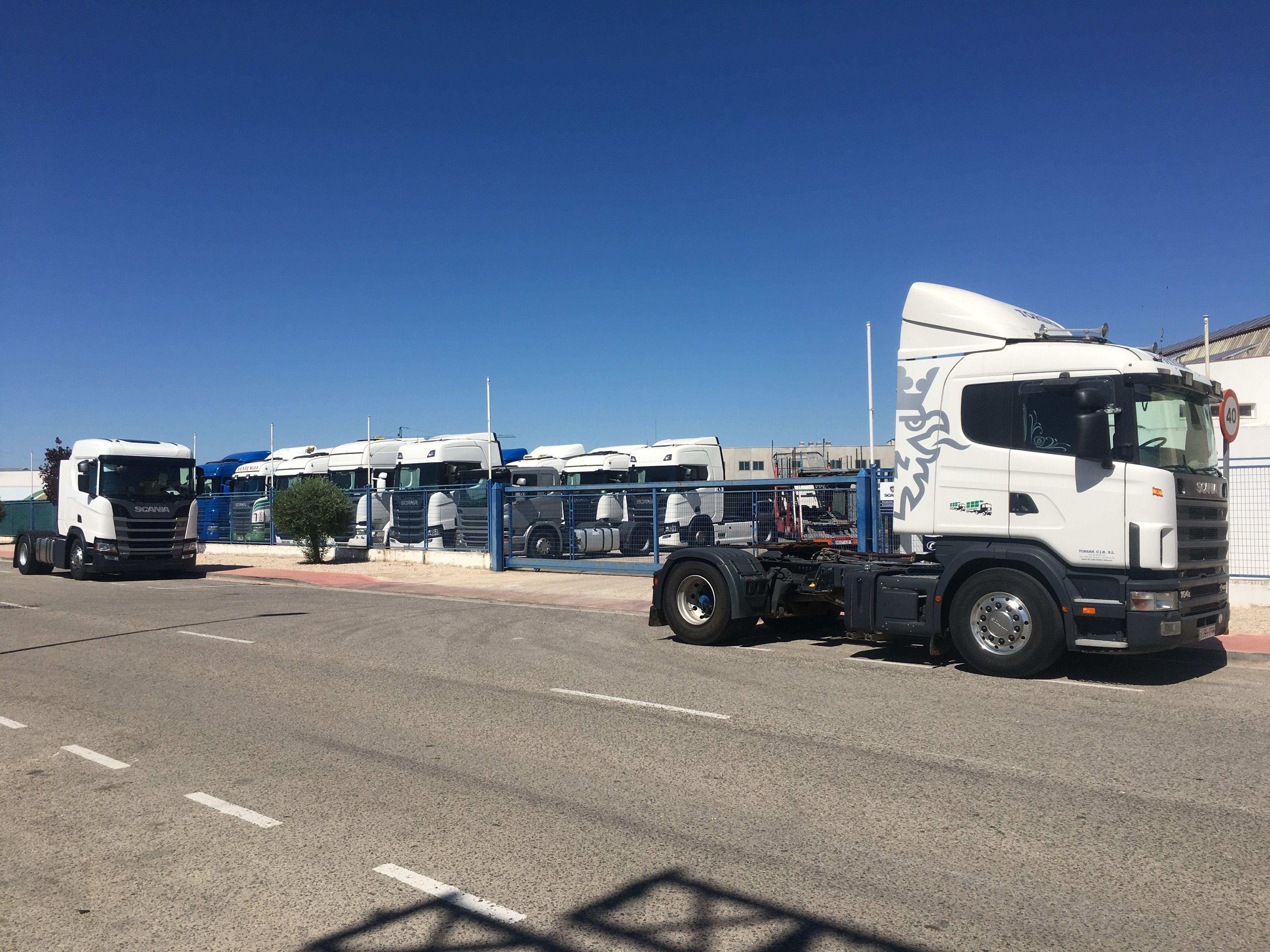 Foto 28 de Talleres de automóviles en Albacete | Talleres Camiones de Ocasión