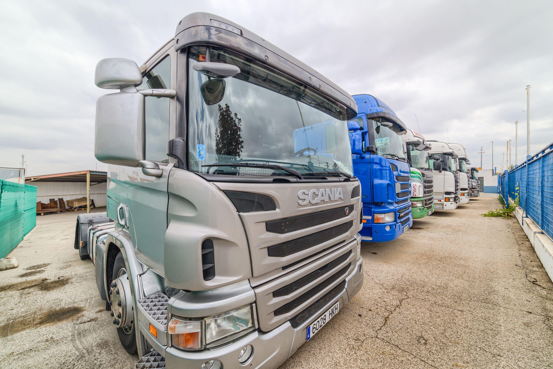 Venta de camiones usados en Albacete