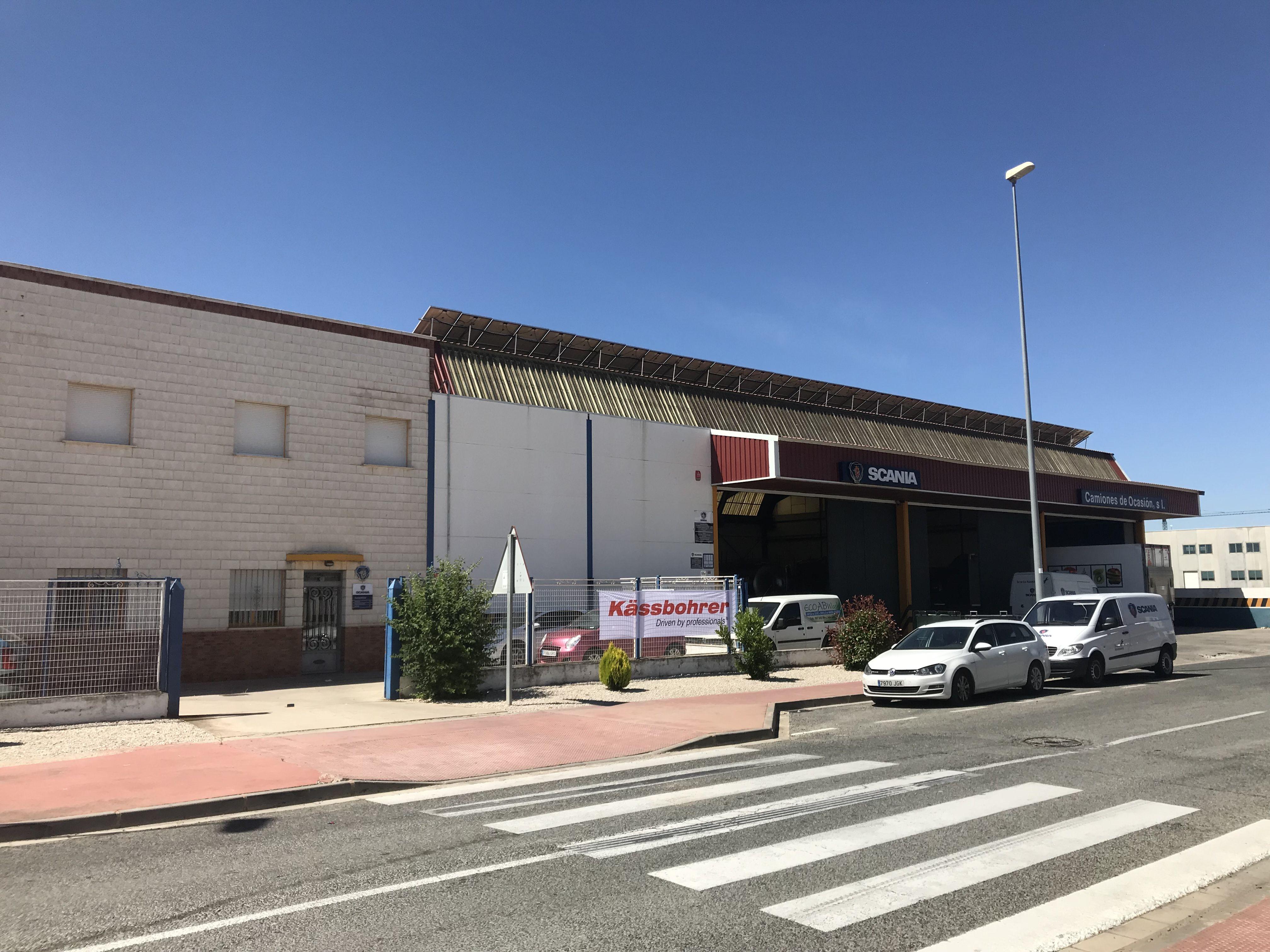 Foto 38 de Talleres de automóviles en Albacete | Talleres Camiones de Ocasión