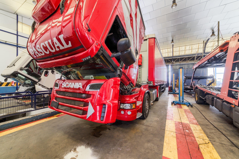 Talleres Camiones de Ocasión en Albacete