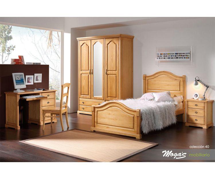 Dormitorios de matrimonio rústicos
