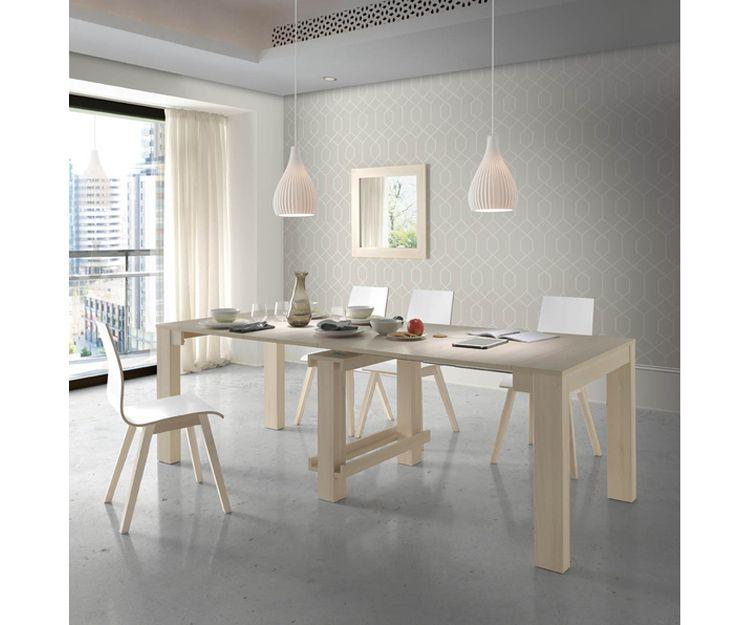 Mesas de salón extensibles