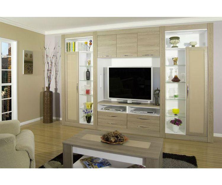 Muebles de salón modernos