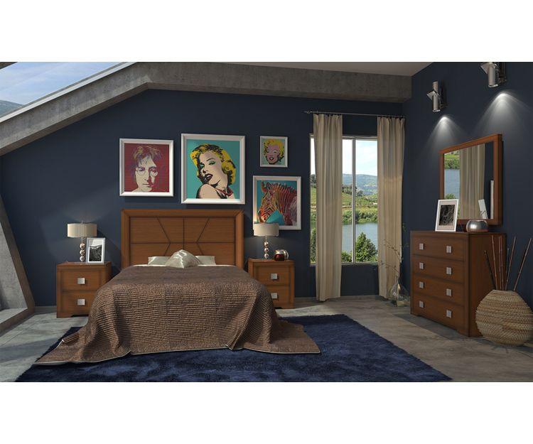 Dormitorios de matrimonio clásicos