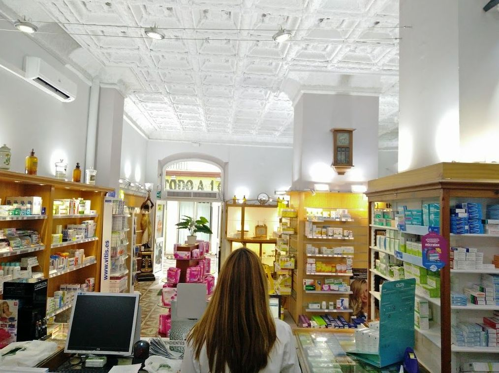 Productos farmaceuticos San Fernando