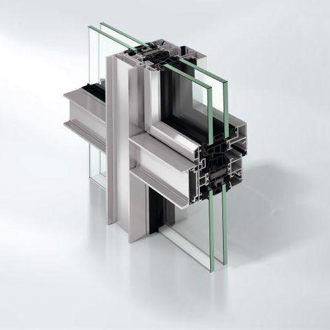 Ventana Schüco AWS 75 WF.SI+: Productos de Catal Pur