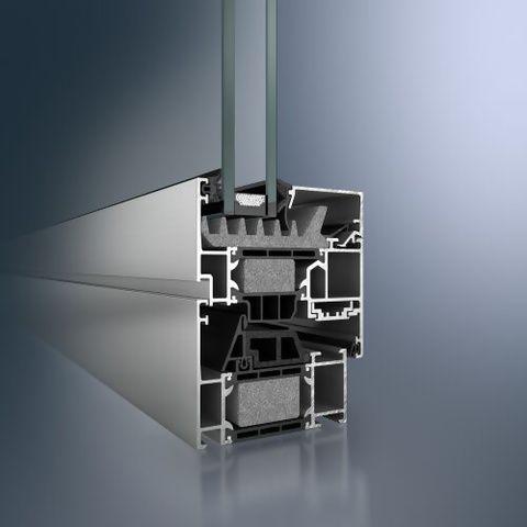 Ventana Schüco AWS 75.SI: Productos de Catal Pur