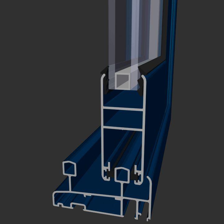 Corredera Aluminios Barcelona Alba 70: Productos de Catal Pur
