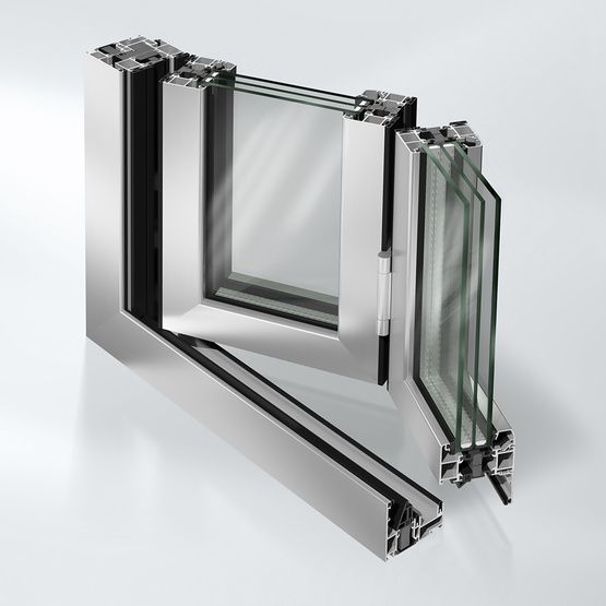 Corredera Schüco ASS 80 FD.HI: Productos de Catal Pur