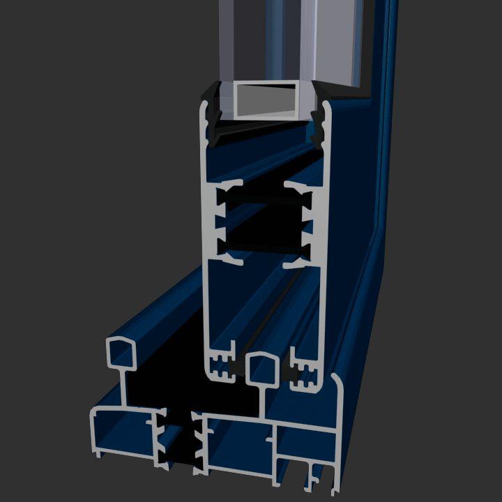 Corredera Aluminios Barcelona Alba 80 RPT: Productos de Catal Pur