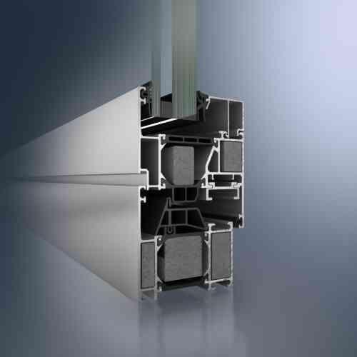 Ventana Schüco AWS 70 FR 30 Resistente al fuego: Productos de Catal Pur
