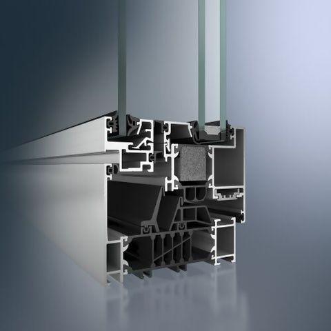 Ventana Schüco AWS 105 CC.HI: Productos de Catal Pur