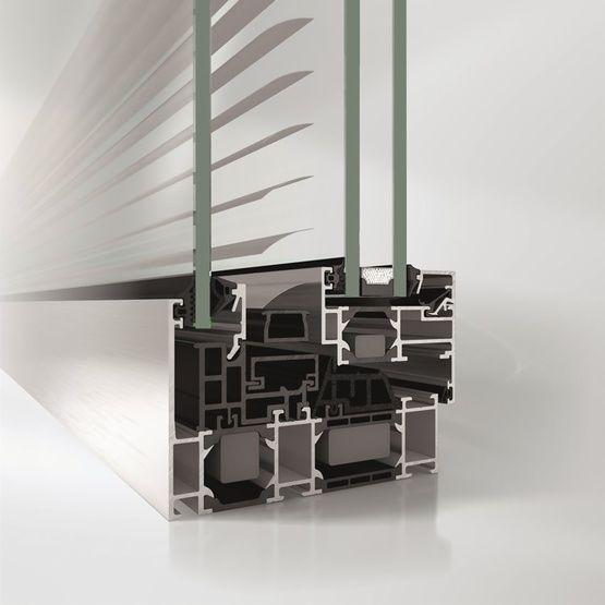 Ventana Schüco AWS 120 CC.SI: Productos de Catal Pur