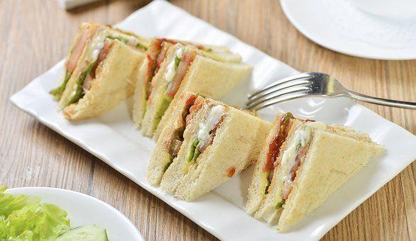 Sándwiches: ¿Qué tenemos? de Cafetería La Nórdica