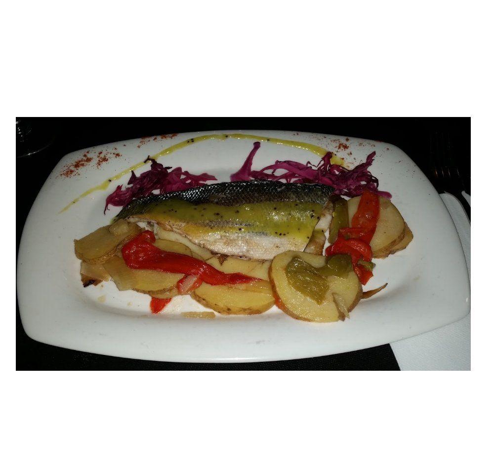 Pescados y mariscos: Carta de Restaurant Cala Mitjana