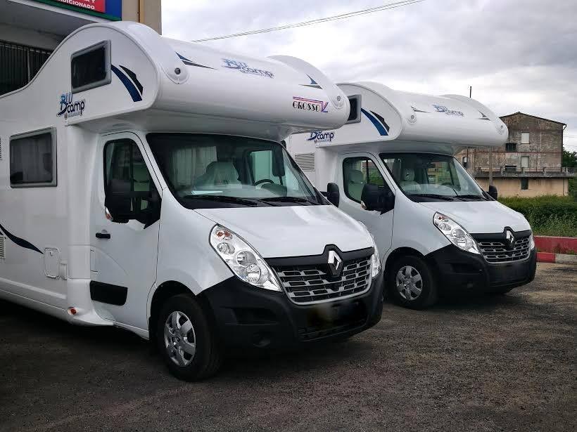Venta de autocaravanas en Pontevedra